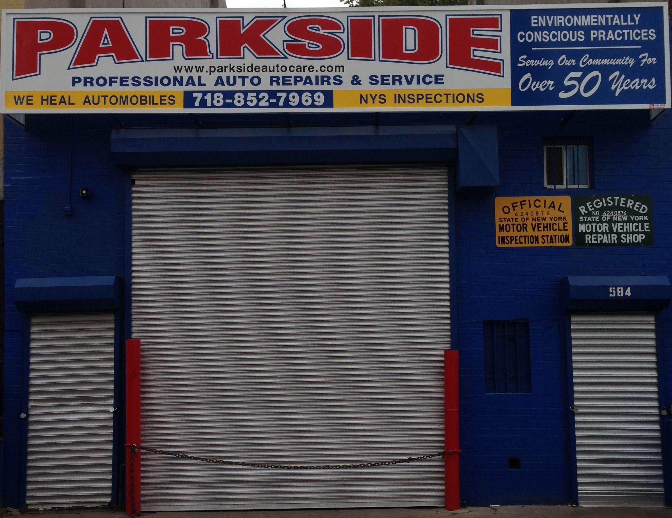 Parkside Auto Care 584 Union Street Brooklyn Ny 11215